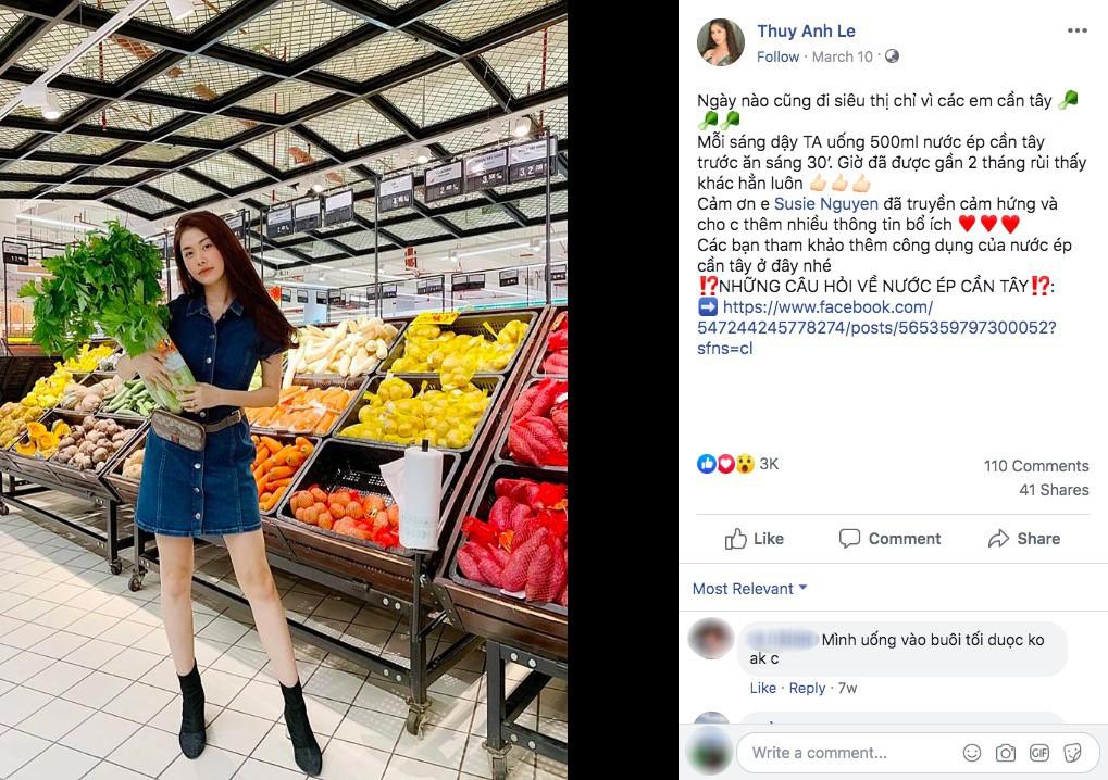 Sau Kylie Jenner, Lam Trường cùng loạt sao Việt đã bắt trend uống thử nước ép cần tây để tốt cho cả nhan sắc lẫn sức khỏe - Ảnh 11.