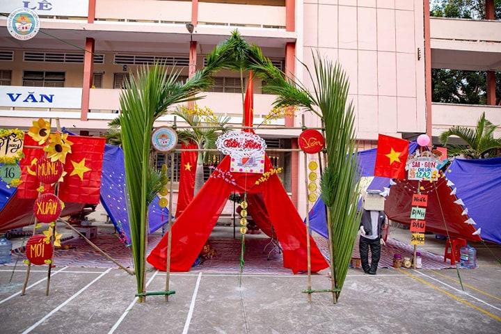 Ảnh 5: Dựng cổng trại thành đám cưới - We25.vn