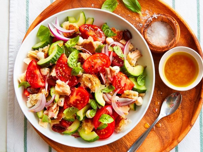 Đây là điều kỳ diệu xảy ra khi bạn ăn salad mỗi ngày