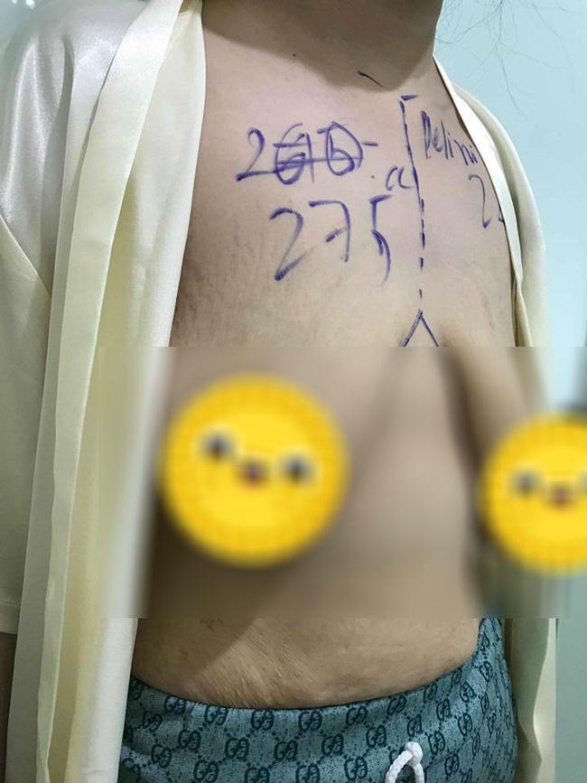 Bức ảnh bộ ngực chảy xệ vì sinh con xuất hiện đúng Ngày của mẹ khiến hội chị em xót xa, vài giờ sau đó có điều gây bất ngờ - Ảnh 2.