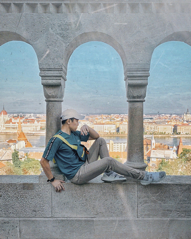 Theo chân anh bạn điển trai người Việt khám phá Budapest - thủ đô nổi tiếng đẹp như phim điện ảnh của Hungary - Ảnh 7.