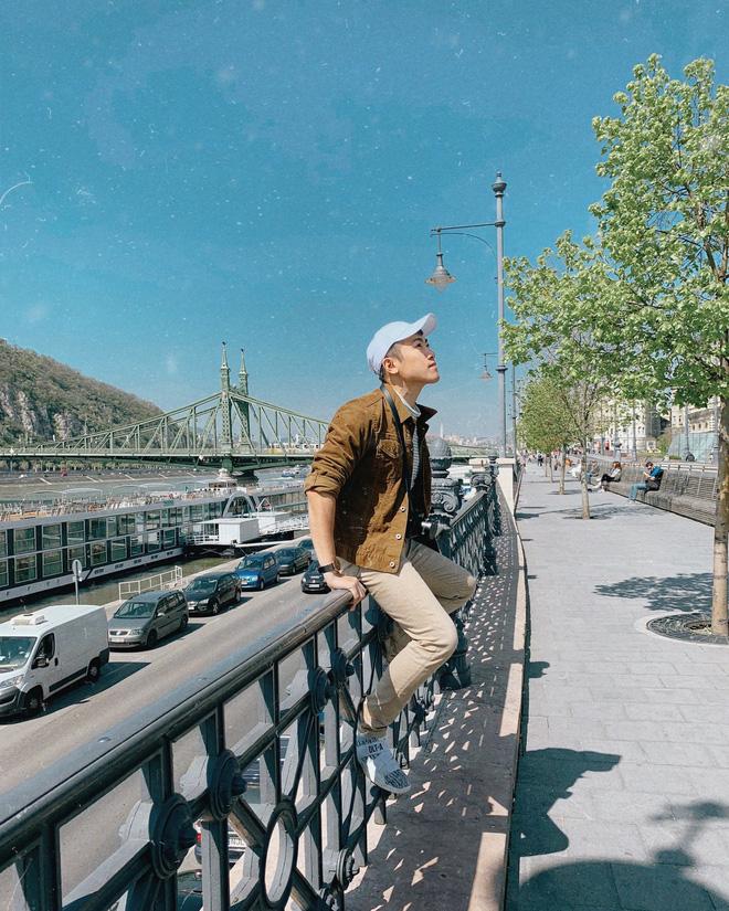 Theo chân anh bạn điển trai người Việt khám phá Budapest - thủ đô nổi tiếng đẹp như phim điện ảnh của Hungary - Ảnh 1.