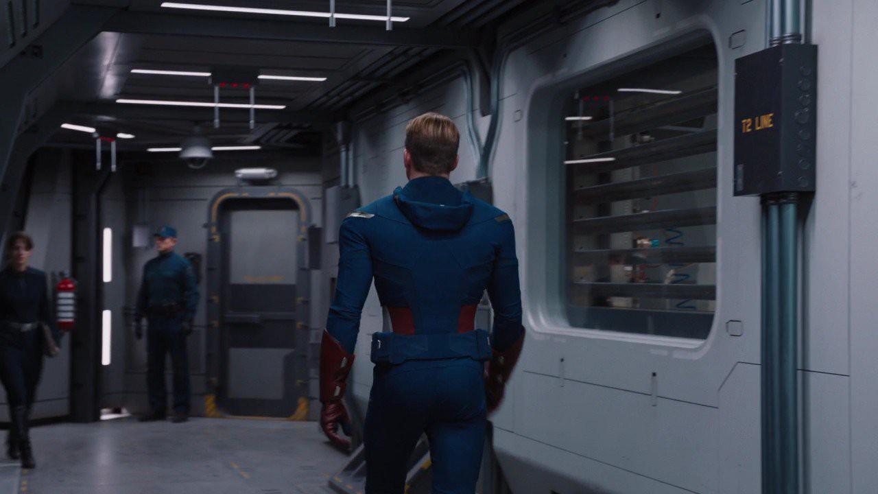 """Captain Chris Evans không chỉ sở hữu vòng 3 trứ danh mà còn khiến cả thế giới phát cuồng vì vòng 1 sẽ đến """"bức tử"""" - Ảnh 1."""