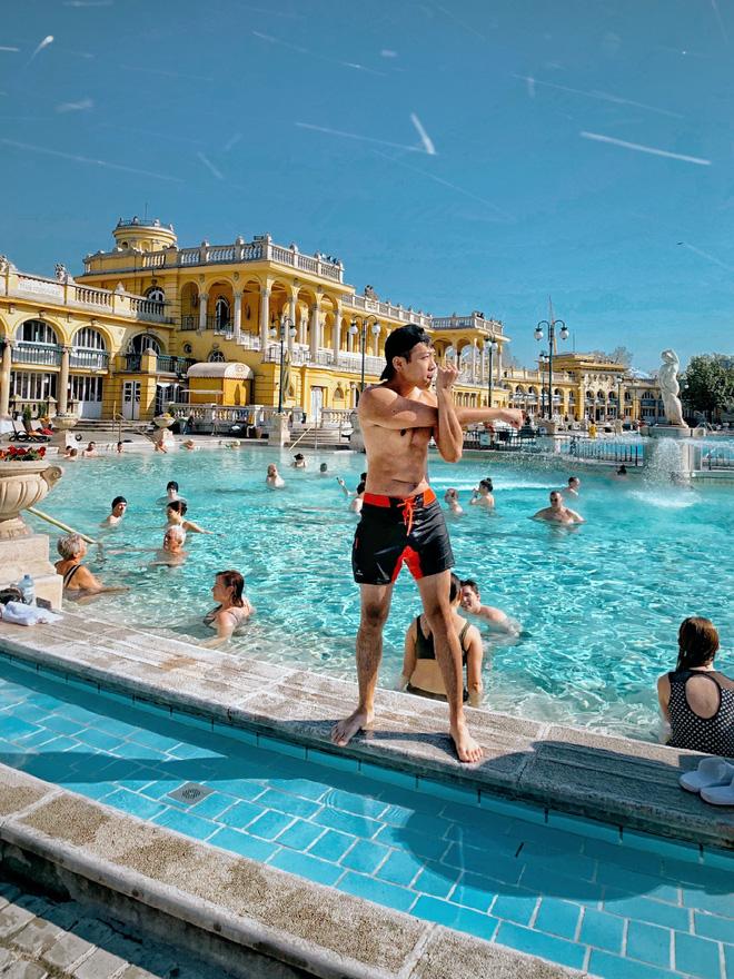 Theo chân anh bạn điển trai người Việt khám phá Budapest - thủ đô nổi tiếng đẹp như phim điện ảnh của Hungary - Ảnh 9.