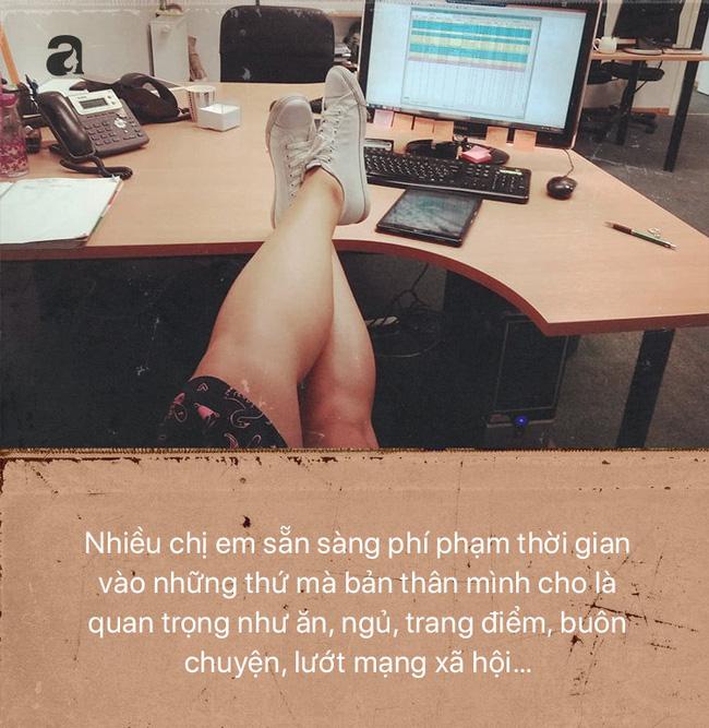Có một dạng người nơi công sở: Khi đồng nghiệp làm việc thì ngủ hoặc buôn chuyện, deadline đến thì cuống cuồng rồi than thân trách phận - Ảnh 5.