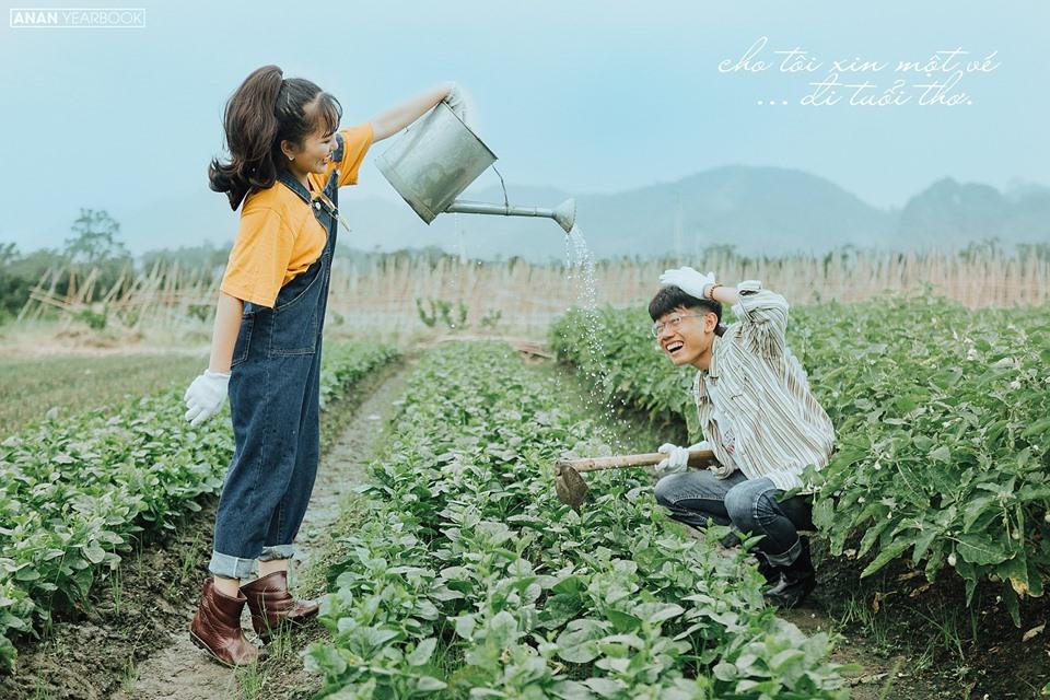 Ảnh 3: Kỷ yếu concept nông trại - We25.vn