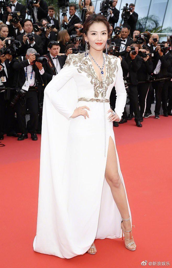 Củng Lợi và đặc quyền thảm đỏ của siêu sao hàng đầu Trung Quốc từng 18 lần dự Cannes - Ảnh 8.