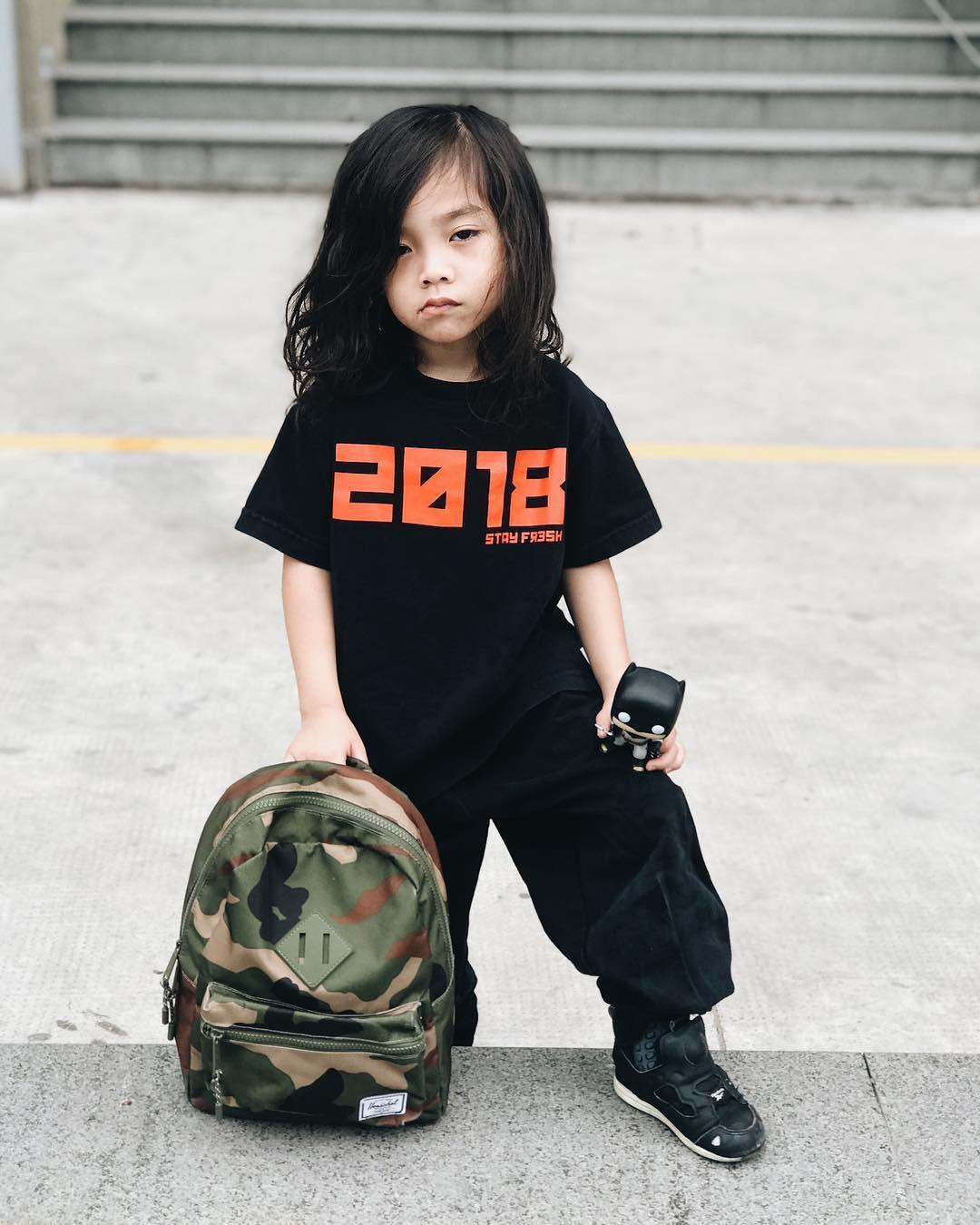 Con đạo diễn Việt Max có follow trên Instagram cao gấp đôi bố mẹ, thường xuyên bị nhầm là con gái vì lý do này! - Ảnh 8.