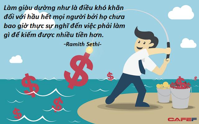 Ai cũng muốn làm giàu nhưng không phải ai cũng biết sai lầm nhỏ khiến người nghèo vẫn hoàn nghèo: Nhận ra càng sớm thì càng nhanh đổi đời - Ảnh 1.