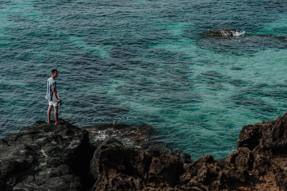 Cứ tưởng chụp ở nước ngoài, ai ngờ vùng biển trong vắt này lại nằm ngay ở Việt Nam mà lại còn rất dễ đi! - Ảnh 3.