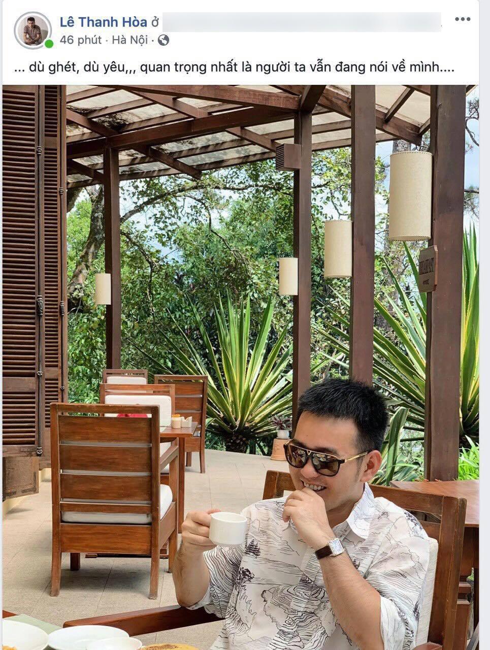 Bị tố đạo nhái, NTK Lê Thanh Hòa phản ứng thế nào? - Ảnh 2.