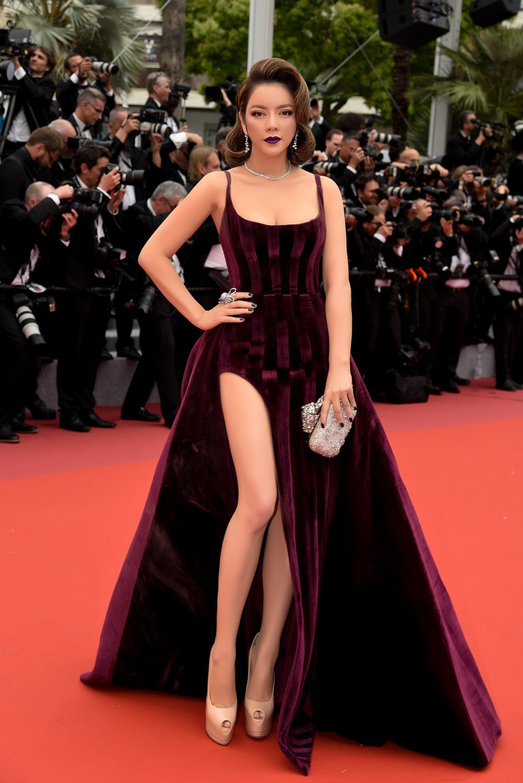 3 cấp độ quyền lực thảm đỏ ở Cannes: Phạm Băng Băng mới chỉ hạng VIP, còn Ngọc Trinh hạng chíp chíp? - Ảnh 16.