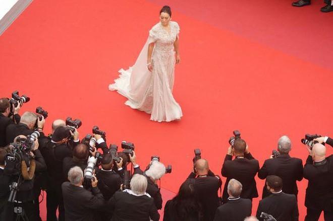 3 cấp độ quyền lực thảm đỏ ở Cannes: Phạm Băng Băng mới chỉ hạng VIP, còn Ngọc Trinh hạng chíp chíp? - Ảnh 18.