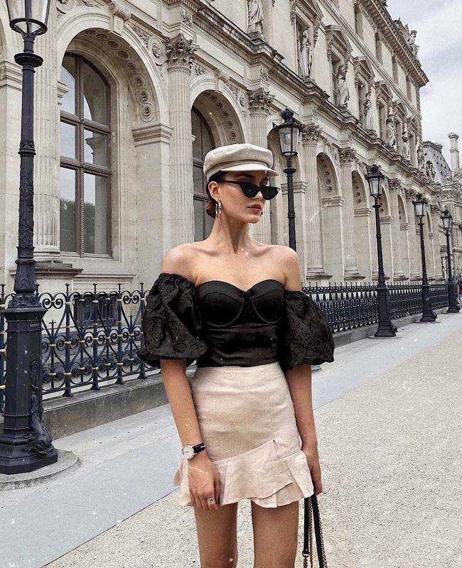 6 kiểu váy chị em nhất định phải sắm trong hè này, đặc biệt là với những nàng bánh bèo thực thụ - Ảnh 8.