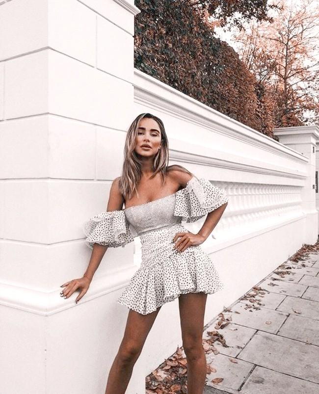 6 kiểu váy chị em nhất định phải sắm trong hè này, đặc biệt là với những nàng bánh bèo thực thụ - Ảnh 5.