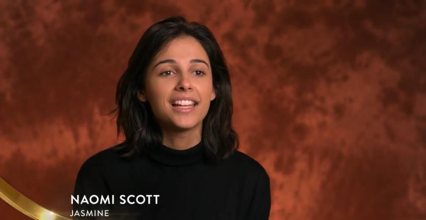 Trước khi nhập vai công chúa Jasmine trong Aladdin, Naomi Scott đã làm gì để cải thiện vóc dáng? - Ảnh 3.