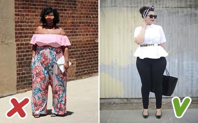 7 lỗi ăn mặc được coi là kẻ thù không đội trời chung của hội chị em thừa cân trong ngày hè - Ảnh 1.