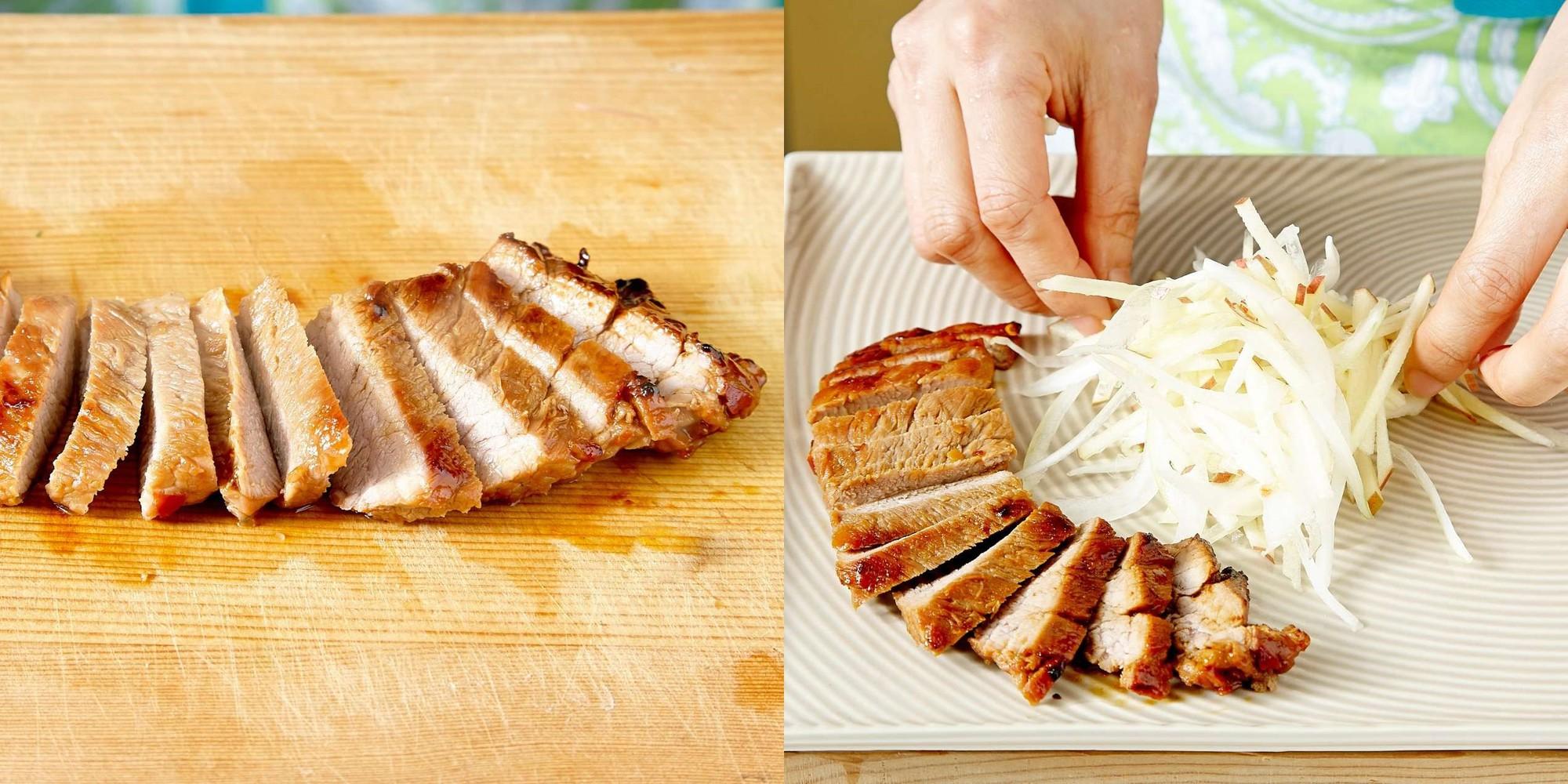 Bí quyết nhỏ cho món thịt áp chảo chuẩn 10 mềm ngon đúng điệu - Ảnh 4.