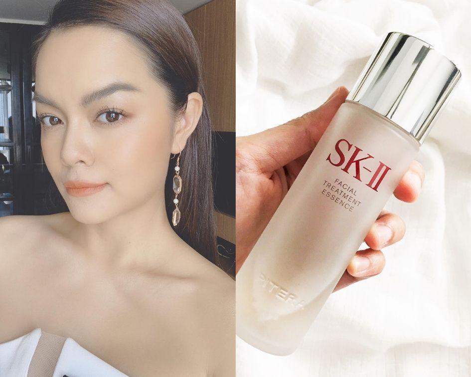 Để da khỏe đẹp và trẻ thật lâu, 4 mỹ nhân Việt đã nhờ cậy đến những sản phẩm dưỡng da, chống lão hóa này - Ảnh 3.