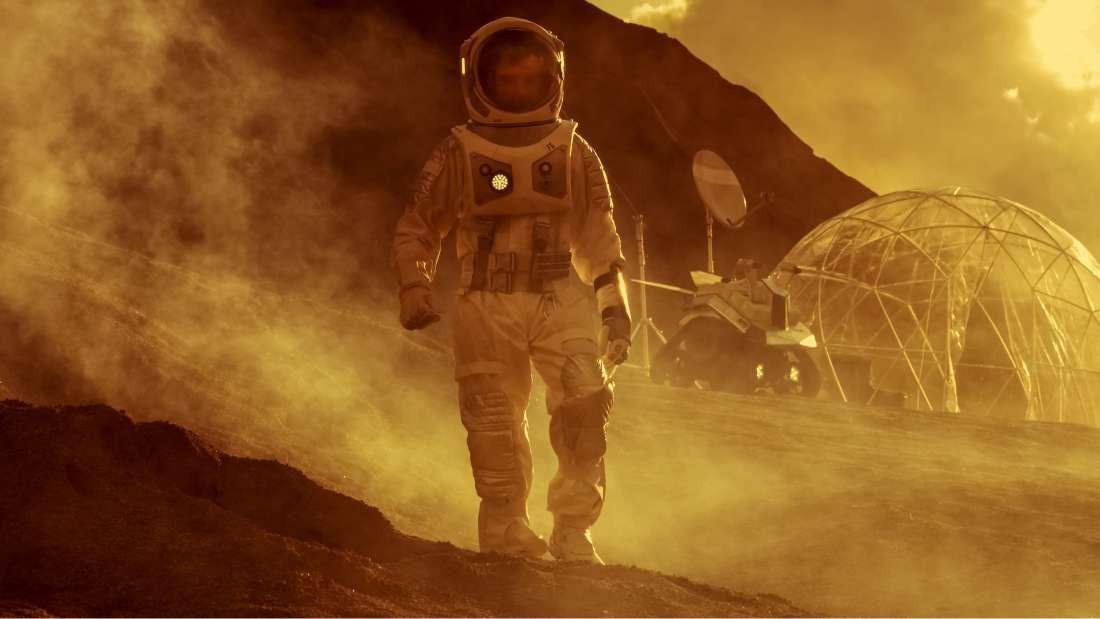 Khoa học đã tìm ra một giải pháp tuyệt vời để tạo ra oxy ngay trên sao Hỏa - Ảnh 1.