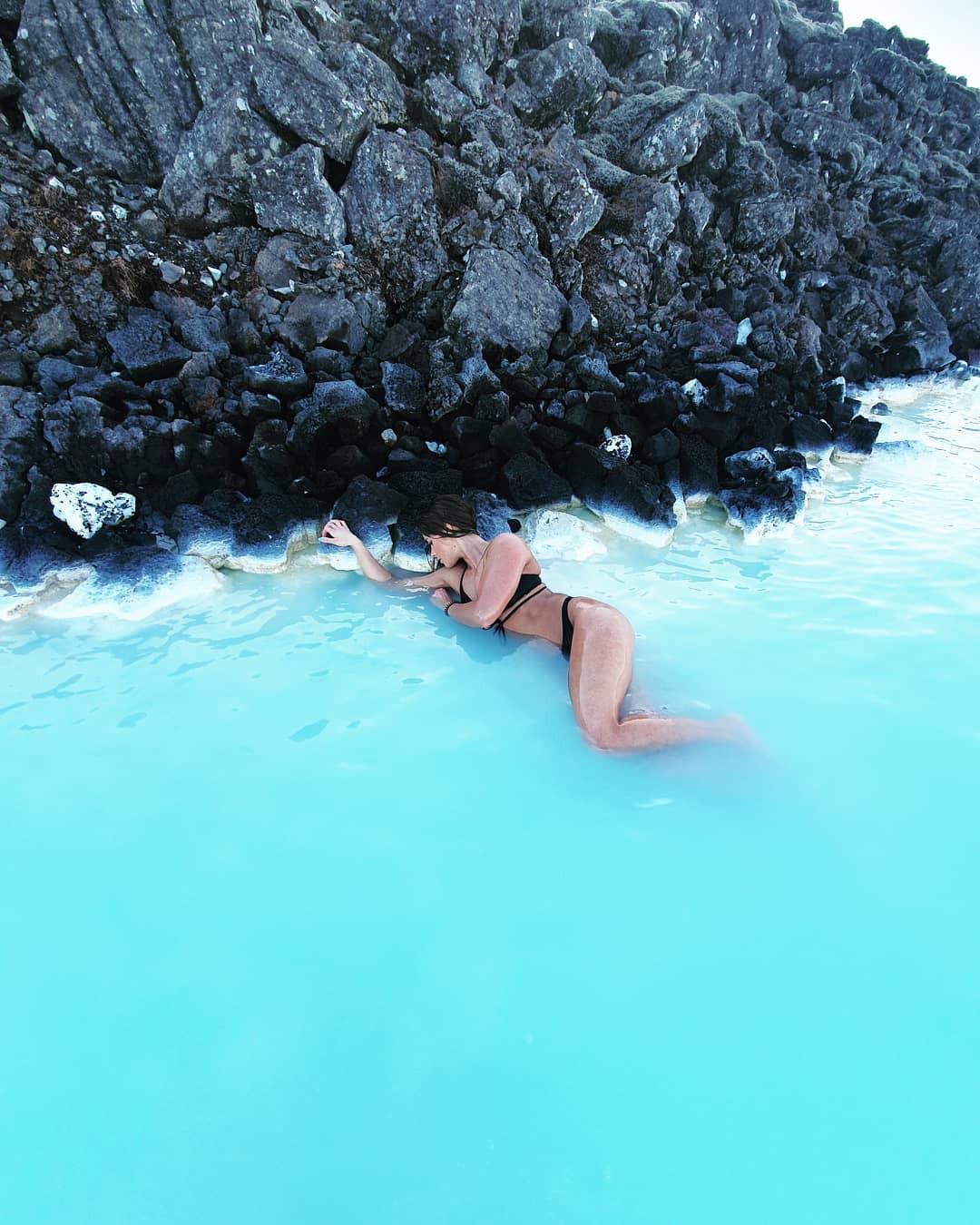 Loạt ảnh tả thực của suối nước nóng được mệnh danh đẹp nhất thế giới khiến dân tình thét lên: Từ giờ không tin cái gì trên mạng nữa! - Ảnh 6.