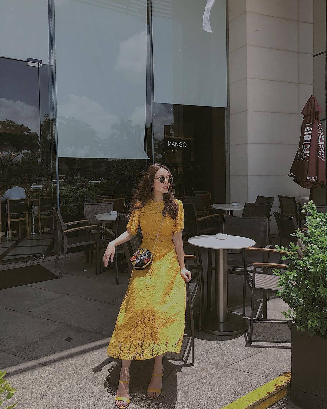 Khi xì tin lúc sang chảnh nhưng tựu trung, style của Yến Trang chính là nguồn cảm hứng tuyệt vời cho các chị em - Ảnh 7.