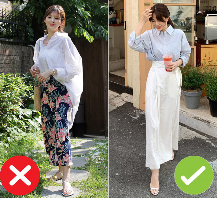 6 lỗi trang phục mùa hè khiến chị em công sở trông kém sang dù diện toàn đồ hiệu - Ảnh 3.