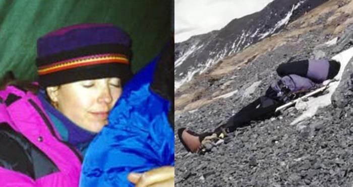 Những bức hình gây ám ảnh nhất trên hành trình chinh phục đỉnh Everest: Từ các cột mốc thi thể đến sự thật kinh hoàng hiện ra khi tuyết tan - Ảnh 3.