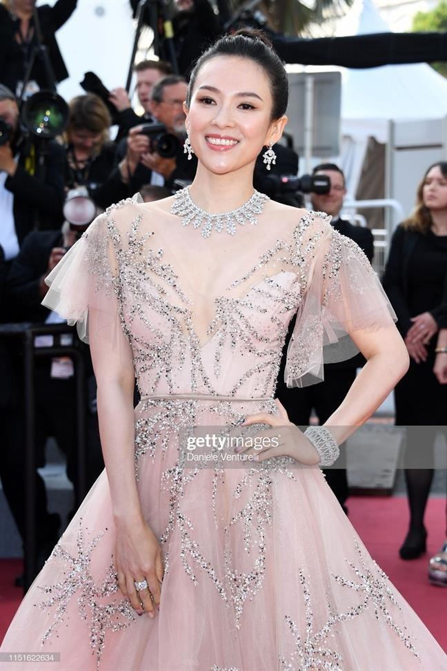 """9 mỹ nhân đẹp nhất Trung Quốc do truyền thông Nhật Bản bình chọn: Phạm Băng Băng bất bại, Nhiệt Ba """"mất hút"""" - Ảnh 5."""