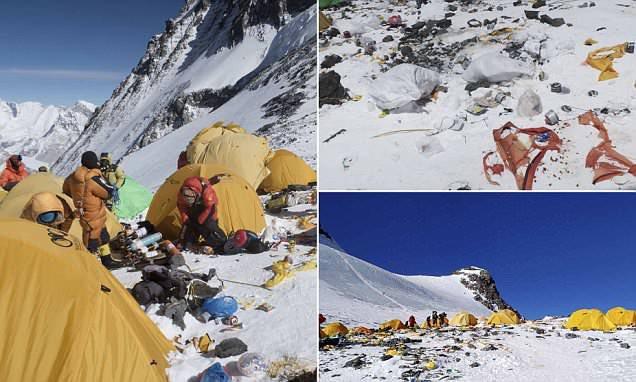 Những bức hình gây ám ảnh nhất trên hành trình chinh phục đỉnh Everest: Từ các cột mốc thi thể đến sự thật kinh hoàng hiện ra khi tuyết tan - Ảnh 6.
