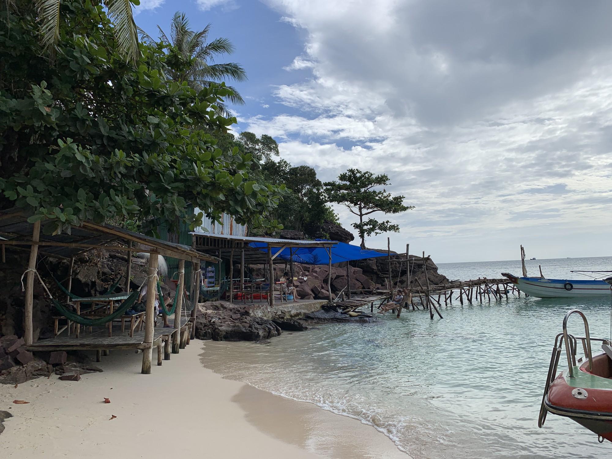 """Hòn Móng Tay ở Kiên Giang thay đổi chóng mặt sau vài năm, du khách tiếc nuối tự hỏi: """"Ốc đảo Robinson"""" nay còn đâu? - Ảnh 6."""