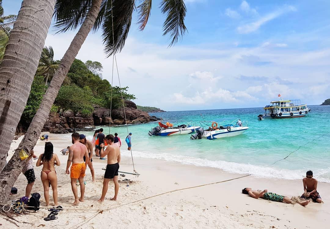 """Hòn Móng Tay ở Kiên Giang thay đổi chóng mặt sau vài năm, du khách tiếc nuối tự hỏi: """"Ốc đảo Robinson"""" nay còn đâu? - Ảnh 10."""