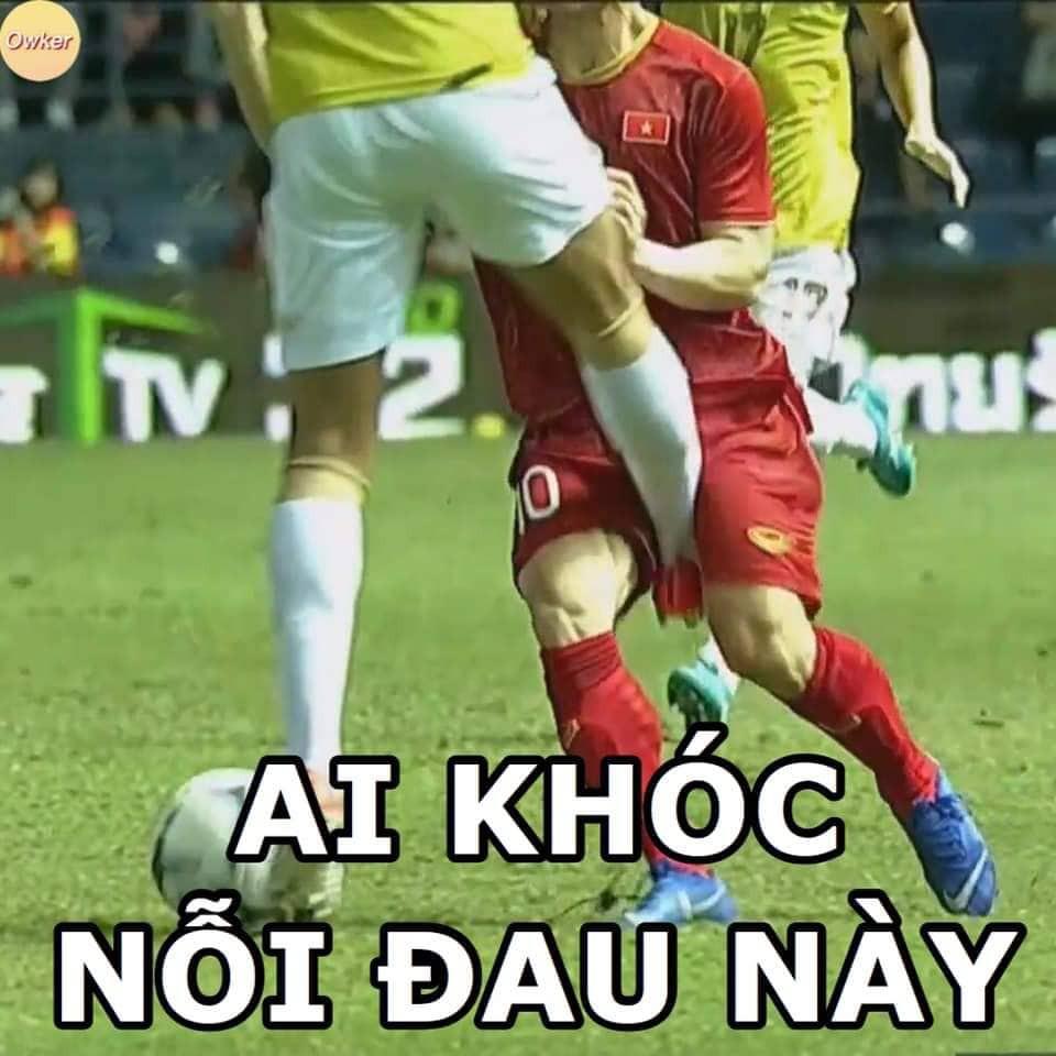 Dân mạng Việt hả hê trước bàn thắng tối thiểu của Anh Đức giúp đánh bại Thái Lan: Này thì chơi xấu! - Ảnh 2.