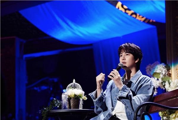 Ngưng quảng bá hai năm mới quay lại, Kyuhyun (Super Junior) khóc vì sợ không có fan nào đến xem mình diễn 1