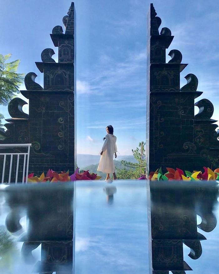 Check-in liền tay 'cổng trời Bali' vừa xuất hiện tại Đà Lạt