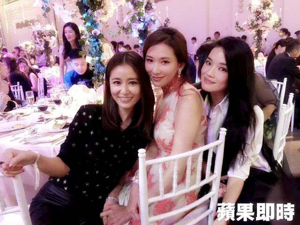 """""""3 thánh ế họ Lâm"""" 4 năm sau khi dự đám cưới của Huỳnh Hiểu Minh – Angelababy: Đều nên duyên với bạn thân  - Ảnh 1."""