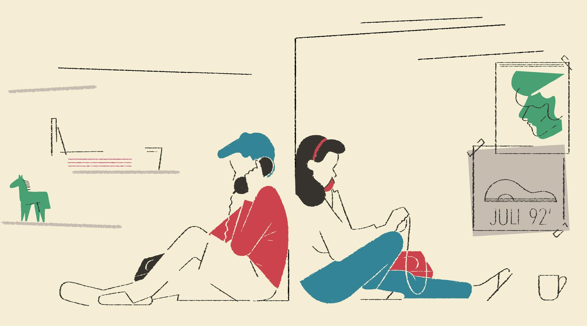 Chồng tôi mặc chiếc quần đùi bó chẽn rực lửa đi ngắm nhật thực - Câu chuyện cho thấy chúng ta đã quá để ý đến suy nghĩ của người khác mà quên đi điều quan trọng thực sự là gì - Ảnh 6.