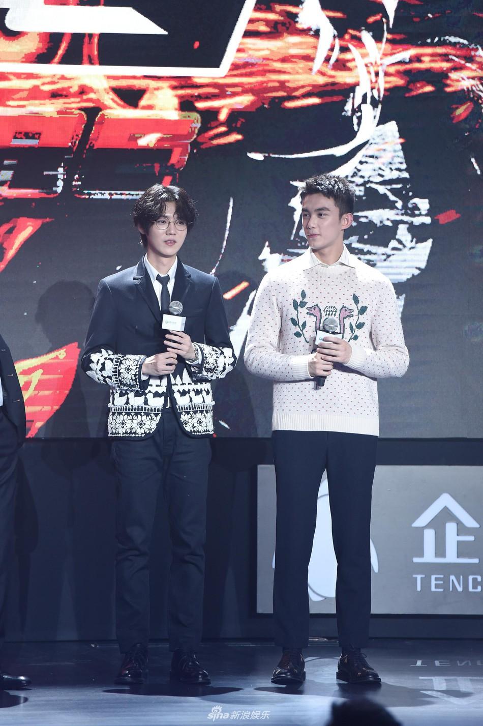 Góc trai đẹp bổ mắt: Luhan gây bão vì soái ca U30 hack tuổi, cạnh tranh sắc vóc với đàn em Ngô Lôi kém 9 tuổi - Ảnh 6.