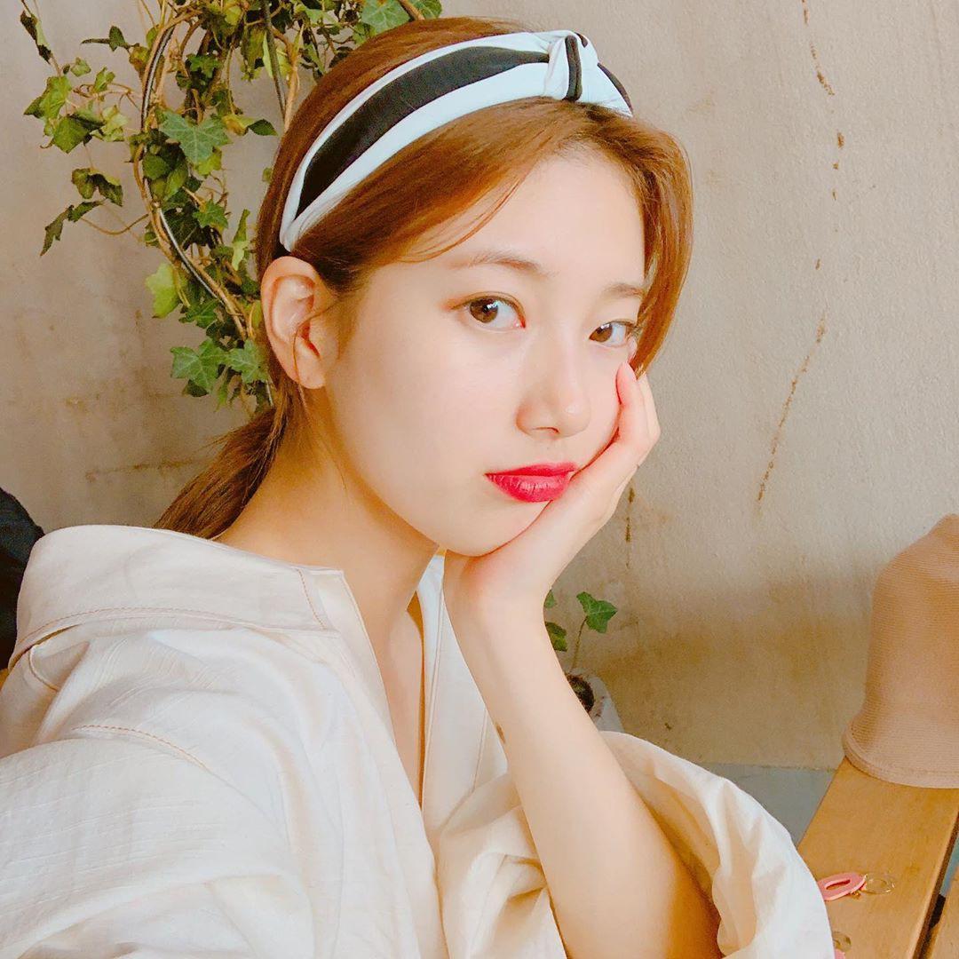 Chỉ có thể là Suzy: Đi du lịch châu Âu mà chụp hình... nhìn như ở Ba Vì, may là chị vẫn đẹp nên fan tha thứ hết! - Ảnh 8.