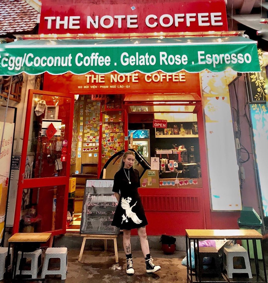 Sống ở Sài Gòn qua bao nồi bánh chưng, bạn đã check-in 5 background quán cafe sống ảo đình đám này chưa? - Ảnh 29.
