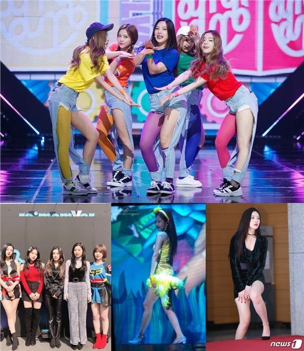 Những lần stylist của Red Velvet khiến fan nổi điên vì trang phục mà nhóm diện