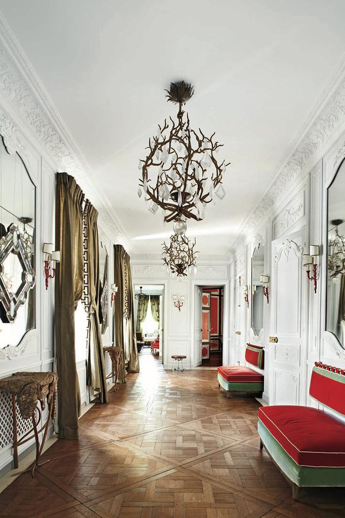 Ghi lại ngay vài tuyệt chiêu trang trí để lối hành lang của gia đình không còn nhàm chán - Ảnh 10.