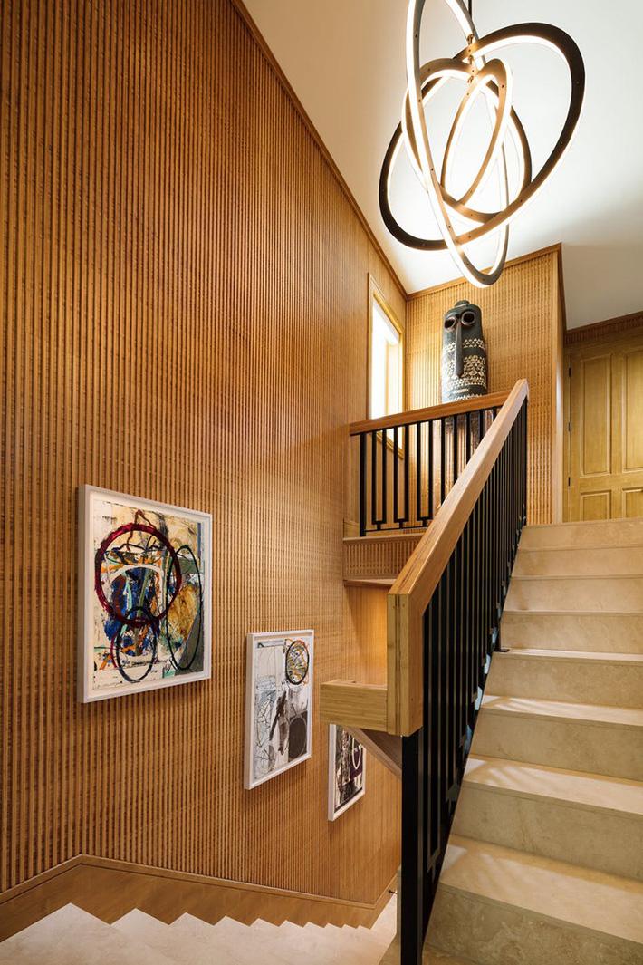 Ghi lại ngay vài tuyệt chiêu trang trí để lối hành lang của gia đình không còn nhàm chán - Ảnh 6.