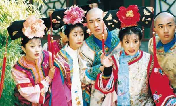 """Ân oán 20 năm của bộ ba """"Hoàn Châu Cách Cách"""" Lâm Tâm Như - Triệu Vy - Phạm Băng Băng: Thời gian là phương thuốc hoàn hảo để xóa giải hận thù - Ảnh 3."""