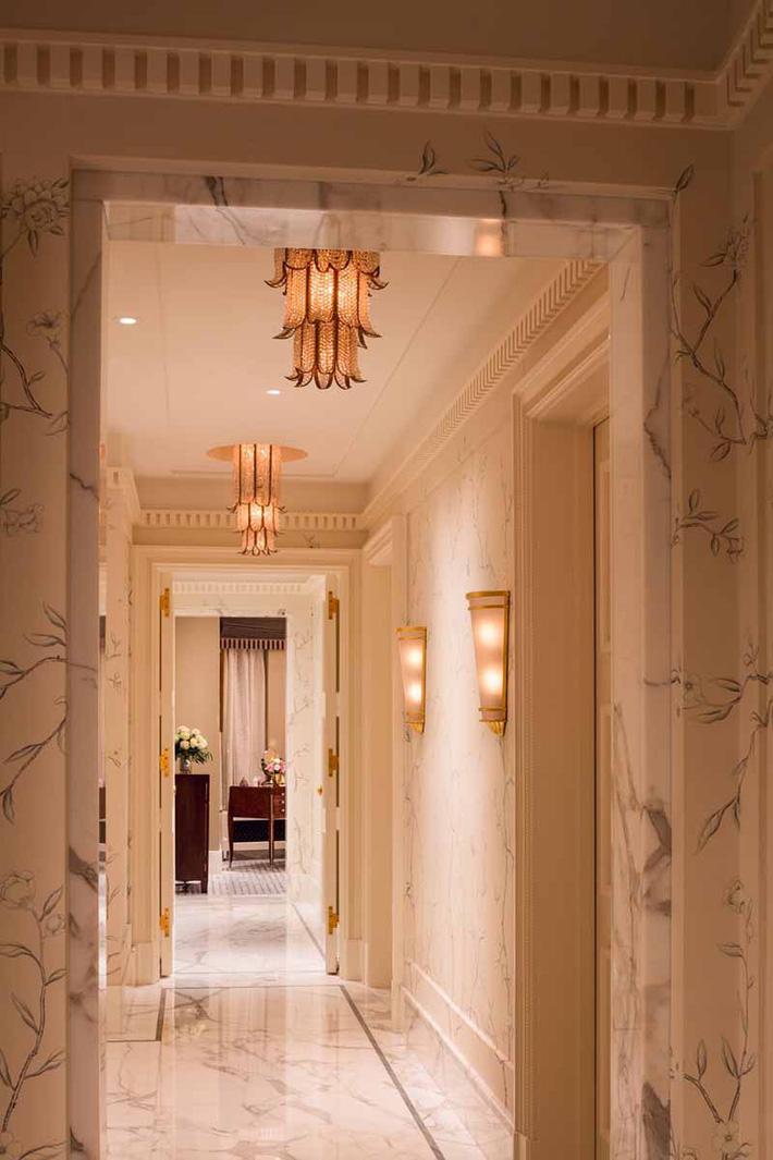 Ghi lại ngay vài tuyệt chiêu trang trí để lối hành lang của gia đình không còn nhàm chán - Ảnh 15.