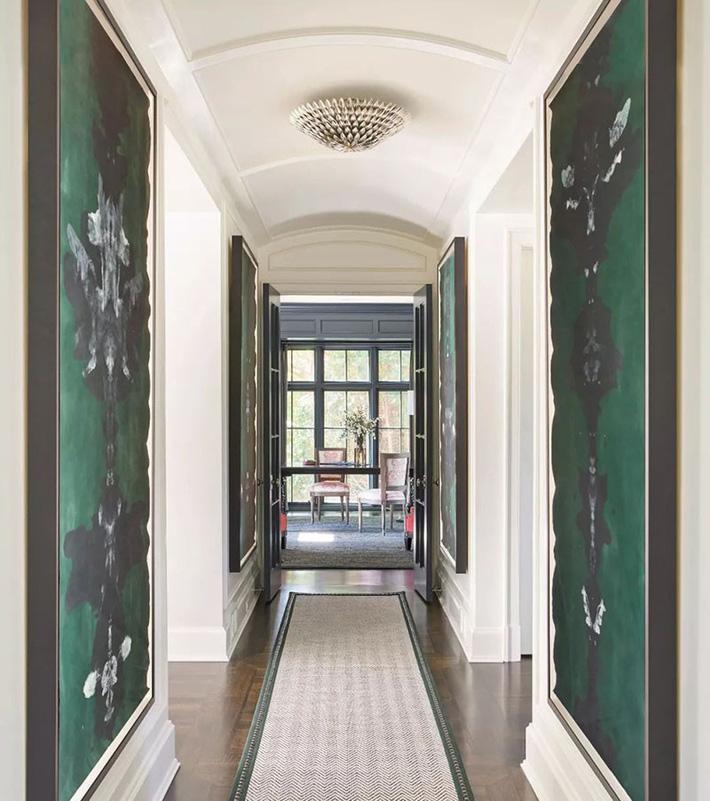 Ghi lại ngay vài tuyệt chiêu trang trí để lối hành lang của gia đình không còn nhàm chán - Ảnh 14.