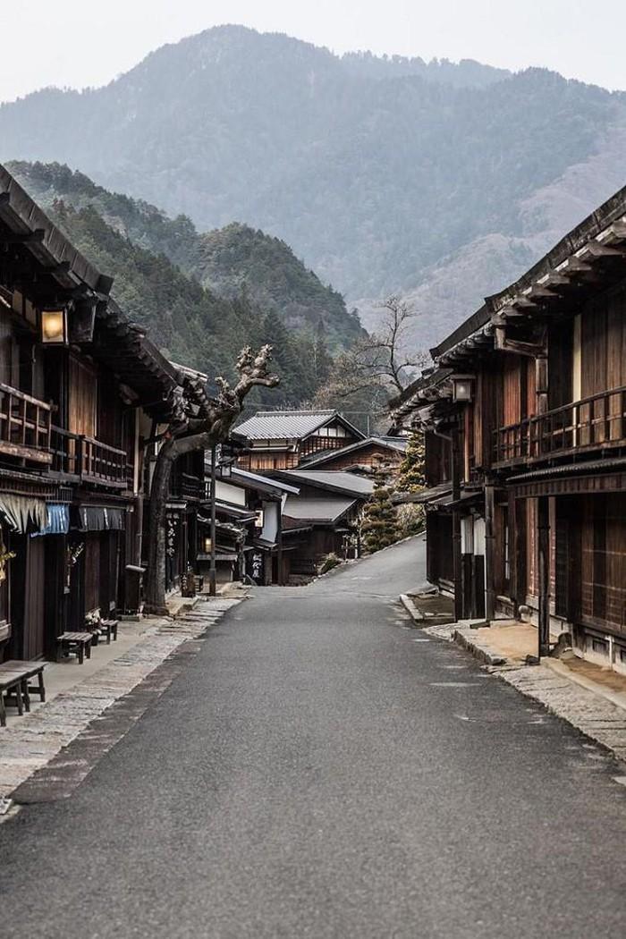 4 làng cổ Nhật Bản khiến bạn như sống trong thời Edo