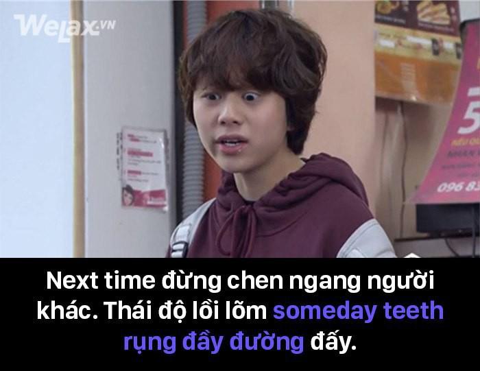 Những màn lộng ngôn trong Về nhà đi con mà được đọc theo kiểu tiếng Việt ft. tiếng Anh thế này thì đúng là: PHÁT ĐIÊN! - Ảnh 6.