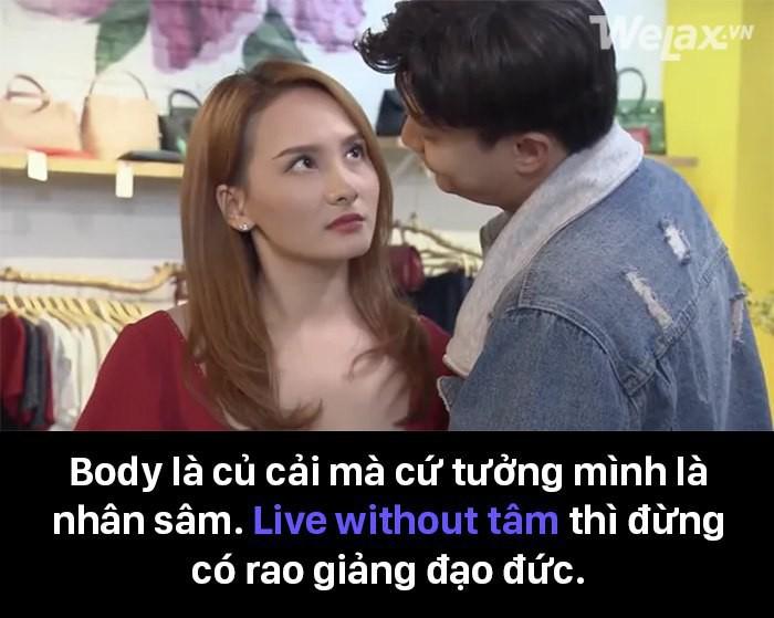 Những màn lộng ngôn trong Về nhà đi con mà được đọc theo kiểu tiếng Việt ft. tiếng Anh thế này thì đúng là: PHÁT ĐIÊN! - Ảnh 8.