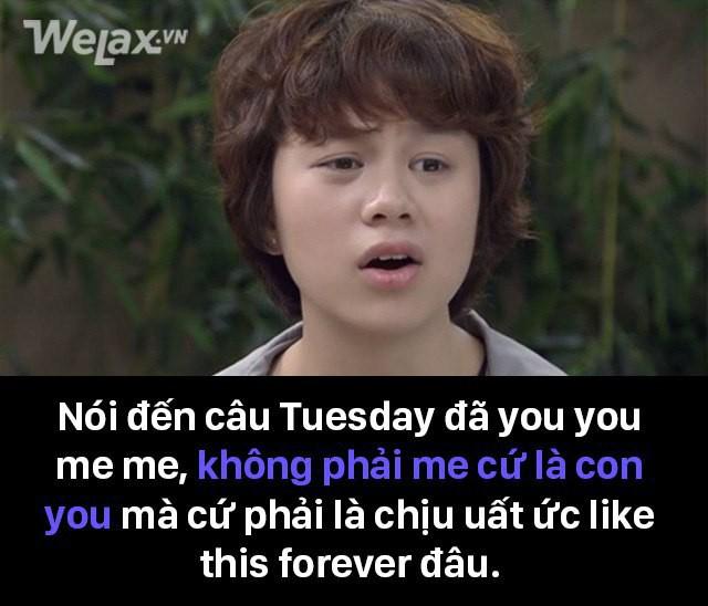 Những màn lộng ngôn trong Về nhà đi con mà được đọc theo kiểu tiếng Việt ft. tiếng Anh thế này thì đúng là: PHÁT ĐIÊN! - Ảnh 5.
